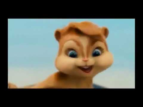 Alvin e os esquilos cantando Beleza Rara