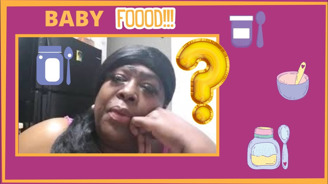 Gerber Baby Food Review - Can Y'all Believe This???