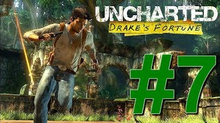 Uncharted : Drake's Fortune - [7]  - Let's Play - PS4 - FR