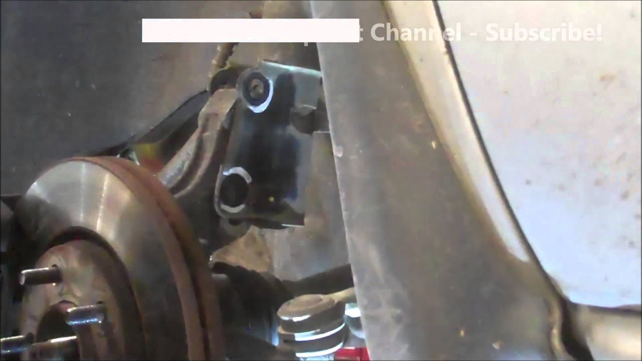 Cv axle replacement dodge caravan 2007 drivers side front axle install remove replace youtube