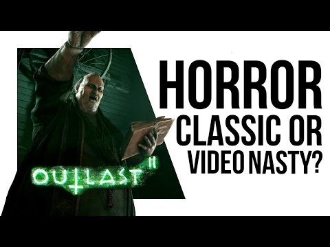 Is OUTLAST 2 trying TOO HARD to be Twitch-streamer bait?