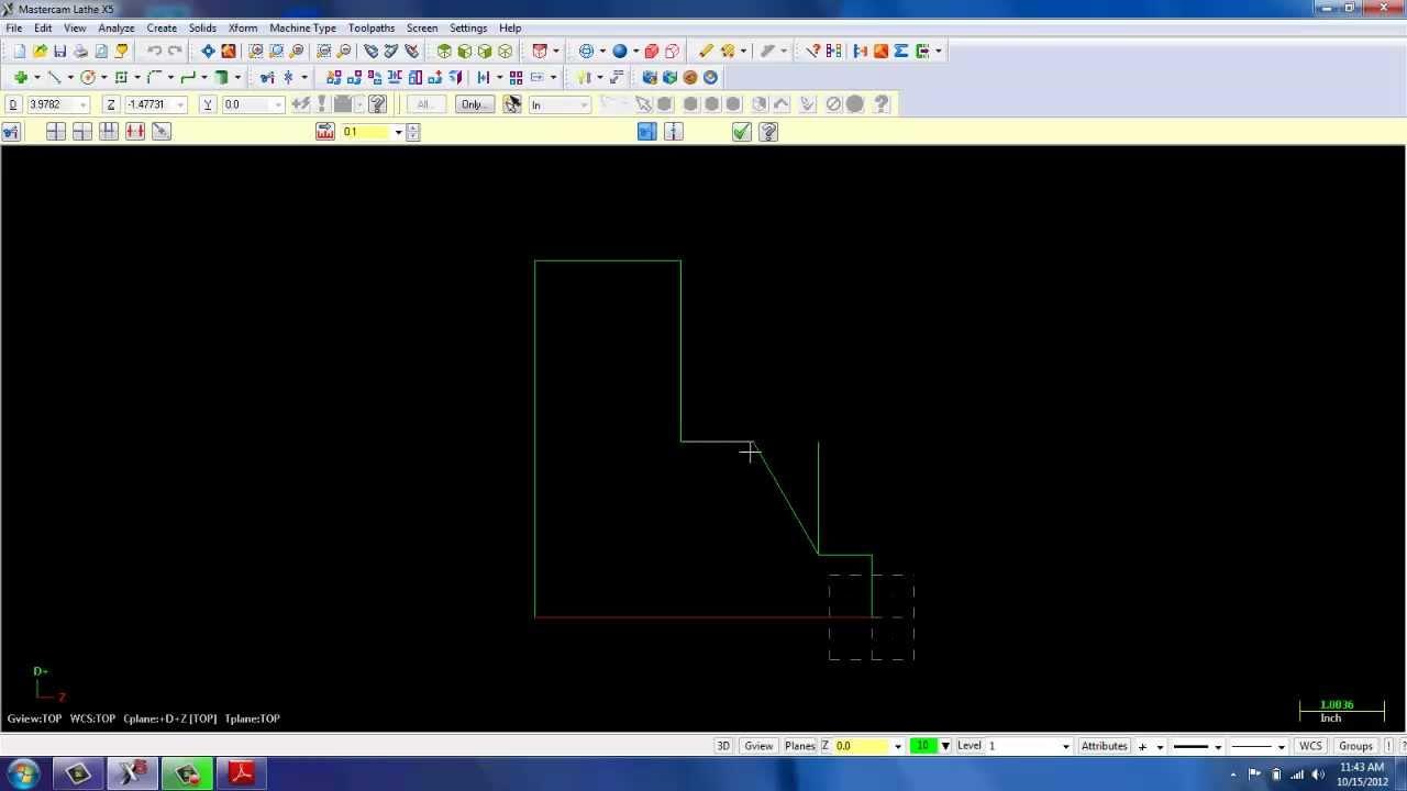 manual espanol mastercam x4