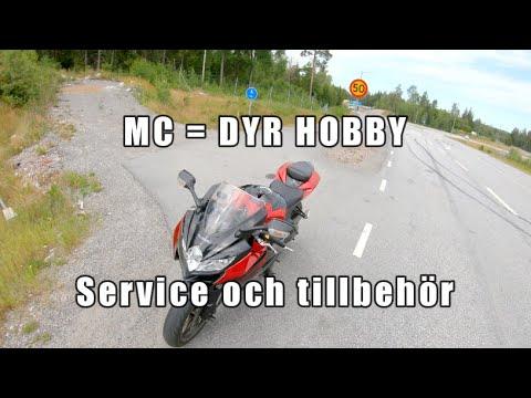 MC ÄR EN DYR HOBBY - GOPRO, KOSTNAD FÖR SERVICE