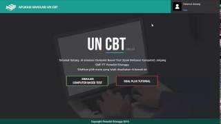 Download Video Tutorial UN CBT SMP/MTS 2017 - PT Penerbit Erlangga MP3 3GP MP4