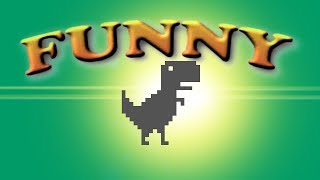 Funny Dinosaur Game