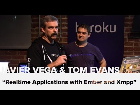 Realtime Applications with Ember and Xmpp