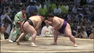 Sumo -Nagoya Basho 2018 Day 7, July 14th -大相撲名古屋場所 2018年 7日目