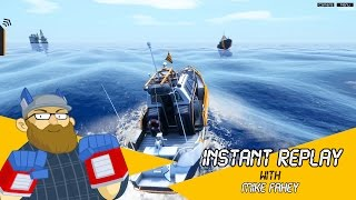 Playing Coast Guard, The Simulation Adventure