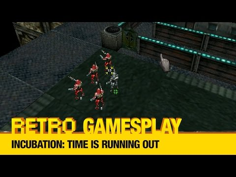 Retro GamesPlay: Incubation: Time is running out
