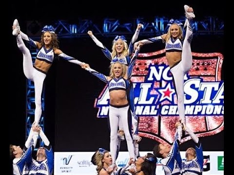 Cheer Athletics Cheetahs 2014-2015 Mashup - YouTube
