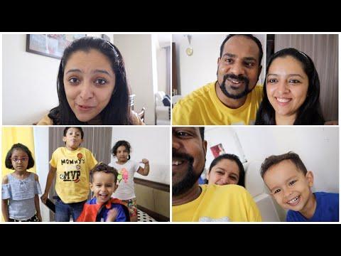 bachcho-ne-kitni-masti-kari- -momcomindia-vlogs