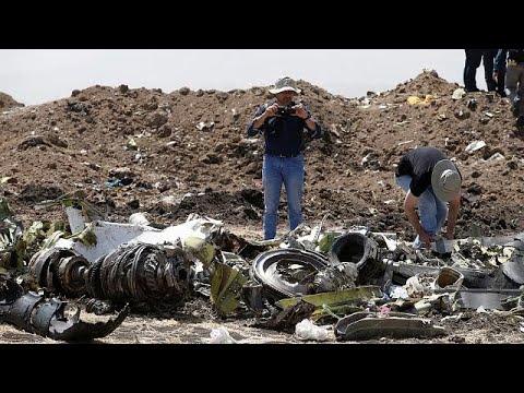 Boeing to send team to site of deadly Ethiopian plane crash