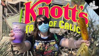 Knott's Taste of Calico: More Delicious Food & What's Changed?