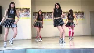 2016年4月1日 池袋東武百貨店8階 原駅ステージA パラノイア 2部.