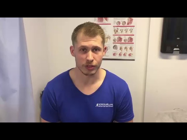 Fit Cuffs - Occlusion Training: Simon Thor Larsen - Danish Presentation 1/3