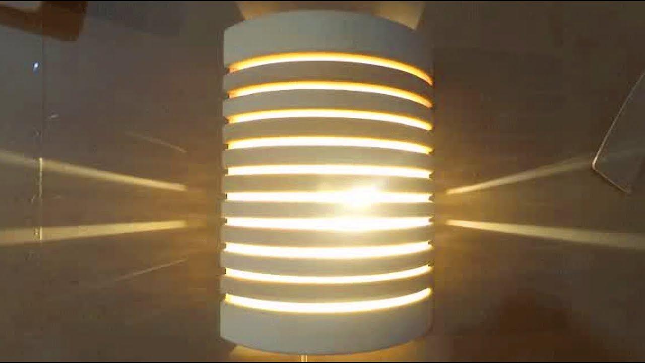 Как сделать абажур из дерева на светильник в сауну или баню