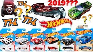 Hot Wheels 2018 Super Treasure Hunts, Mystery Models, Red Editions,... Hot Wheels News!!!