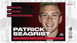 Get To Know: Patrick Seagrist | Virtual Player Appearance, pres. by Evian