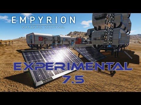 SOLAR PANELS!!!!! - Empyrion: Alpha Experimental 7.5