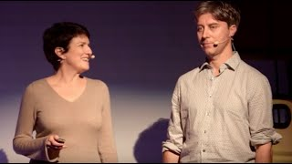 Capsula Mundi - redesigning the coffin | Anna Citelli & Raoul Bretzel | TEDxCrocetta