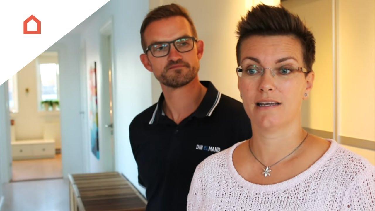 Radonmåling i Skærbæk: Vi vil være på den sikre side