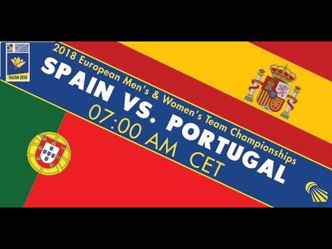 2018 EWTC Spain - Portugal (Court 3)