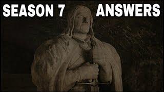 What Else Will Happen This Season? - Game of Thrones Season 7 (Spoilers)