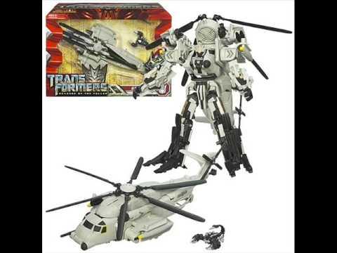 Transformers 2 La Vengenza De Los Caídos Toys Part 3 Youtube