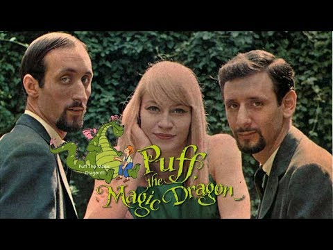 Puff The Magic Dragon - Peter, Paul and Mary - Lyrics/บรรยายไทย