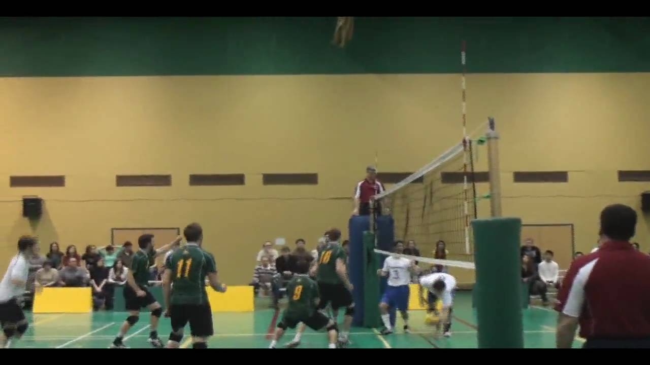 Download Reportage volleyball - Vert & Or c. Carabins 1_2 finale.avi