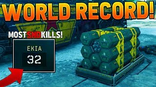 WORLDS MOST KILLS IN SEARCH AND DESTROY! (BO4 WORLDS MOST KILLS IN SND)