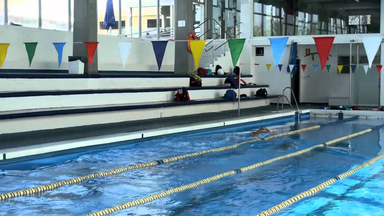 Campeonato espa a natacion youtube for Piscina cavaleri