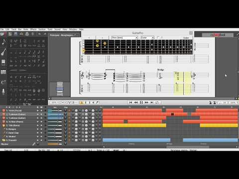 Guitar Pro 6 Lukman (Guitar), Peterpan (Noah) - Menghapus Jejakmu