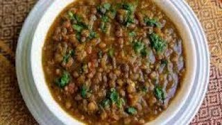 Masoor daal recipe punjabi dhaba style black masoor daal quick and easy tasty recipe vlog