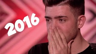 X Factor UK 2016 Emotional & Inspiring Auditions
