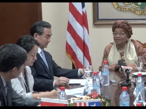 China Pledges More Aid to Liberia in Post-Ebola Recovery