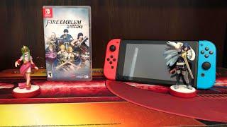Fire Emblem Warriors Game And Amiibo Hunt   Running Pokemans
