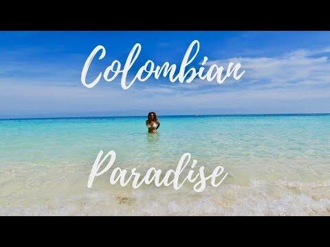 Colombian Paradise - Travel VLOG - 2017