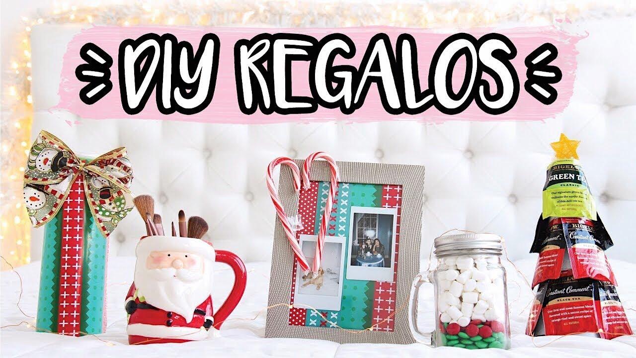 Diy regalos para navidad de ltimo minuto econ mico for Roba usata regalo