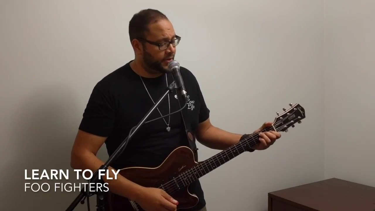 Learn to fly foo fighters audio recorder