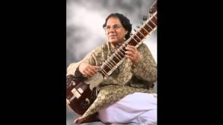 Pandit Debi Prasad Chatterjee - Sitar Recital - Raga Rageshree