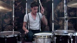 SKINNYJAKE - The Relay Company We R Who We R Kesha Drum Cover (available on iTunes NOW!)
