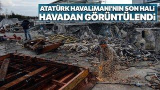 Gambar cover Atatürk Havalimanı Kargo Bölümünde Yıkım Tamamlandı