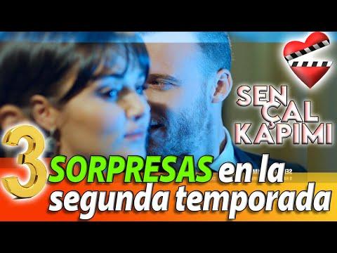 3 SORPRESAS En La Segunda Temporada De SEN ÇAL KAPIMI