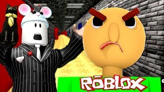 Eu sunt BALDI pe ROBLOX !
