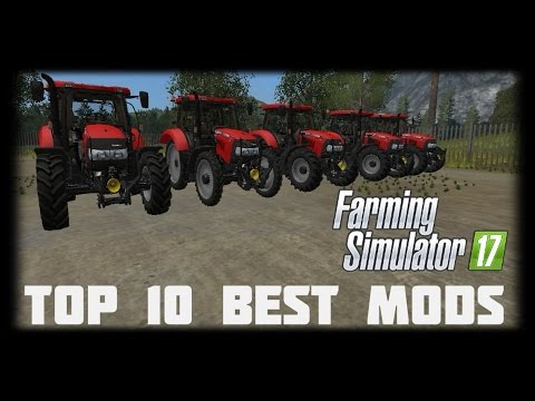Farming Simulator 17 | Top 10 des meilleurs mods |