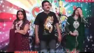 Raees Bacha - Salma Shah and Saima Naaz Jawabi Tapey