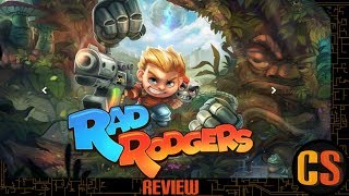 RAD RODGERS - PS4 REVIEW