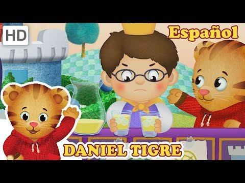 Daniel Tigre en Español - Sintiendo Tantas Emociones