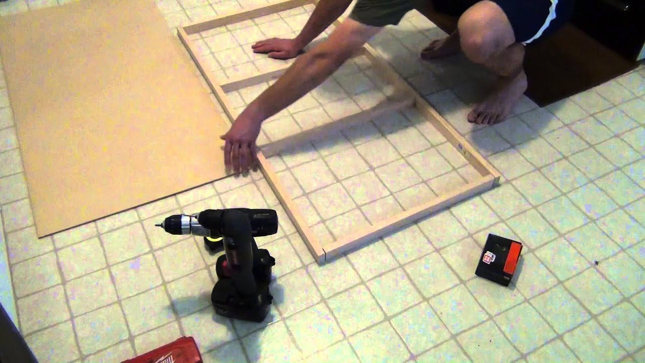 Building A Gaming Table Youtube